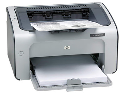 s smallest LaserJet printer inward dimension together with weight HP Laserjet P1007 Driver Downloads