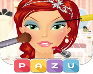 لعبة مكياج بنات Make Up Girls