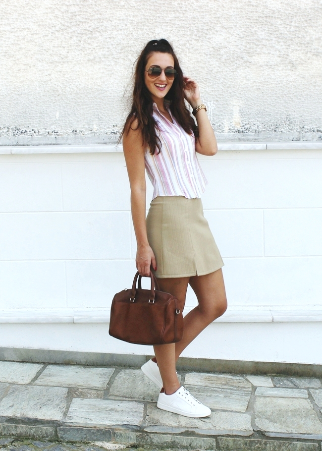 Casual cute everyday outfit ideas for spring and summer