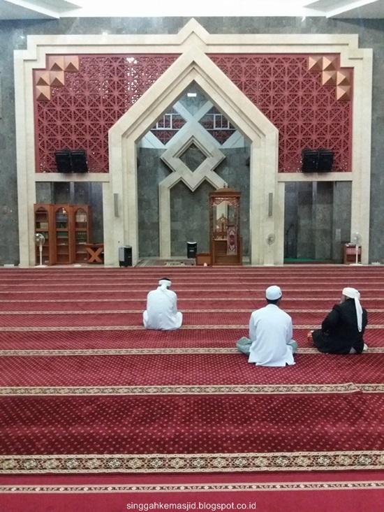 Singgah Ke Masjid Masjid Agung Karimun