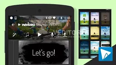 Aplikasi android video editor gratis keren