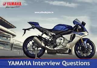Yamaha Interview Questions