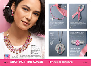 Pink Hope Breast Cancer Jewelry
