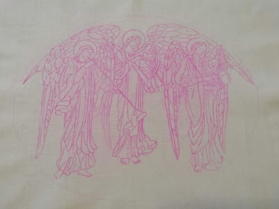 Hark the Herald Angels a new pattern