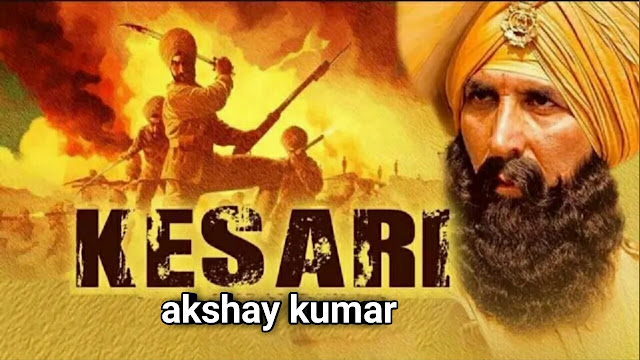 Kesari movie 2019