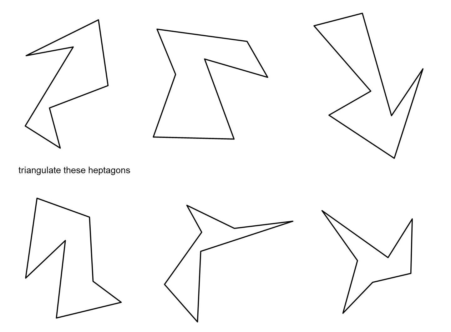 MEDIAN Don Steward mathematics teaching: polygon angle sum