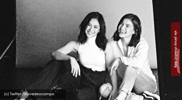 Sarah Geronimo and Anne Curtis are cooking something for the fans