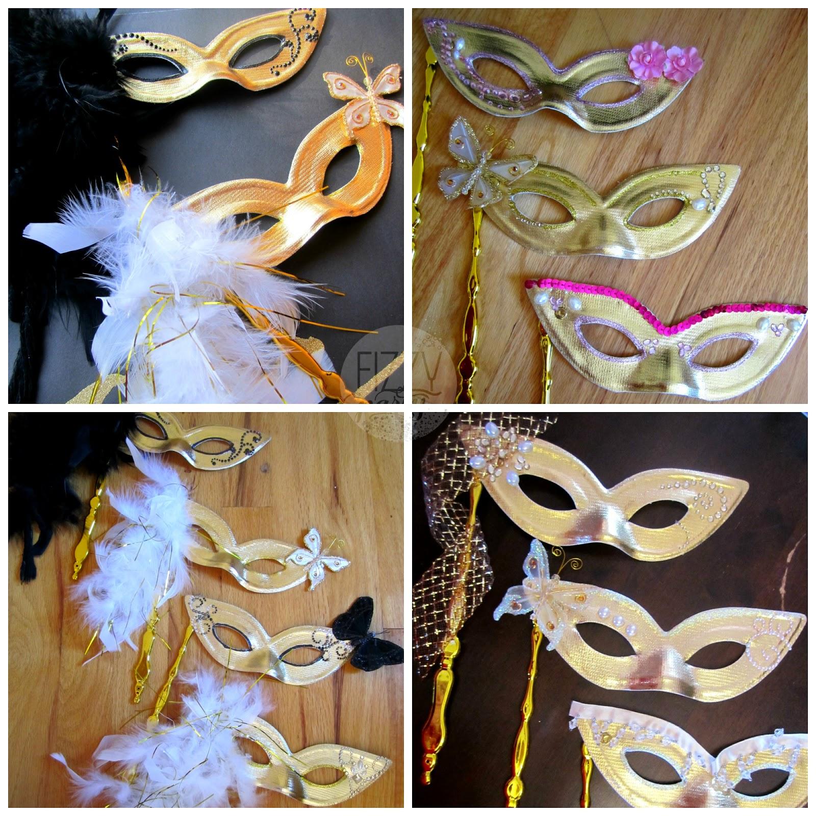 Masks made for BASH conference