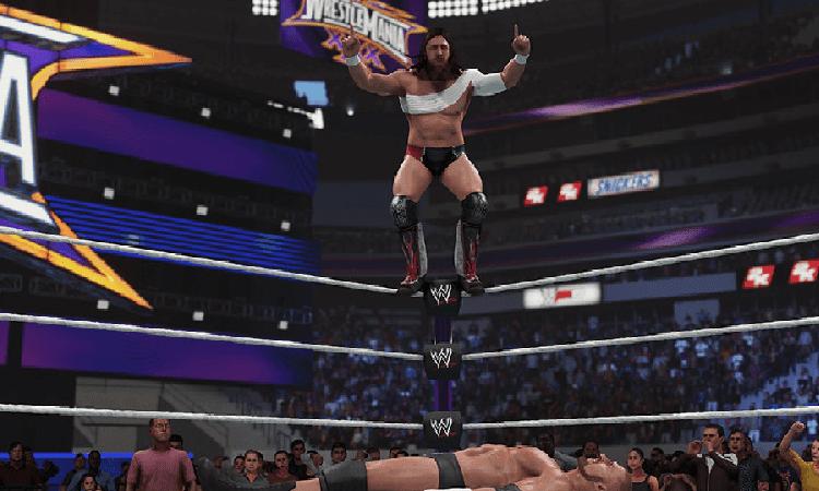 تحميل لعبة المصارعة WWE 2K19