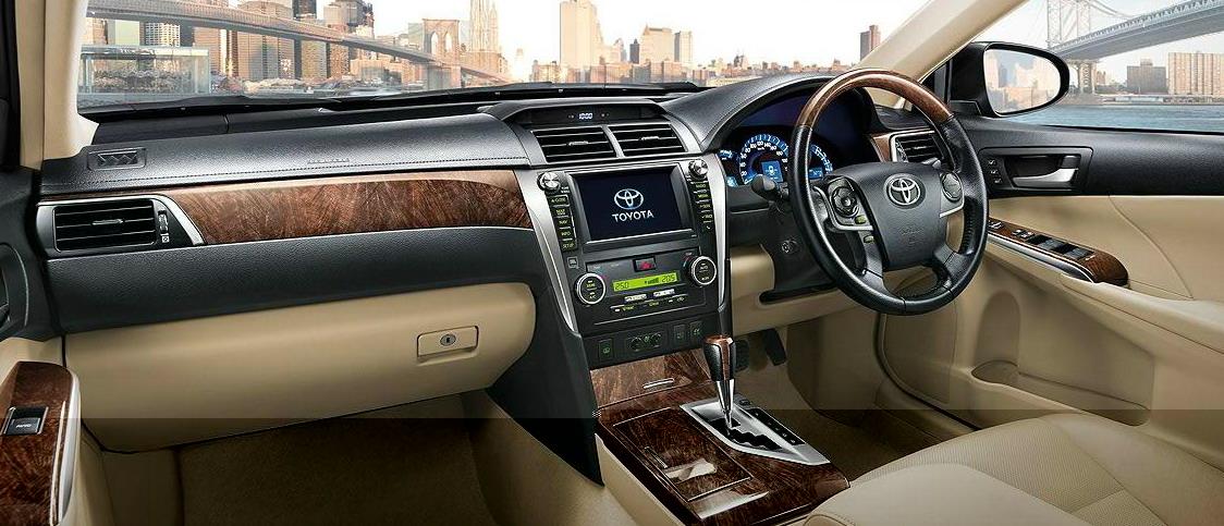 all new camry harga bemper grand veloz full model change 2012 dan hybrid akan interior