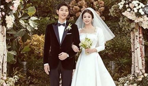 pernikahan Song Joong-ki dan Song Hye-kyo