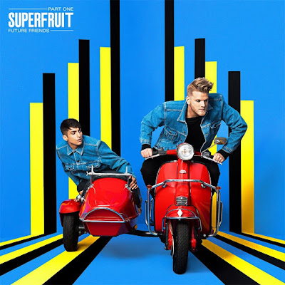 Music Television presents Superfruit and their dance music videos to their songs titled Worth It and Bad 4 Us.
