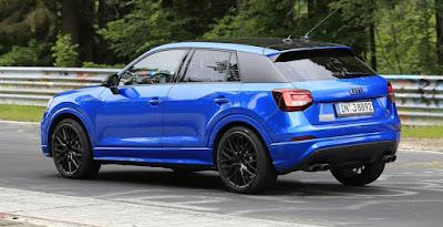 Audi SQ2 2018 Review, Specs, Price