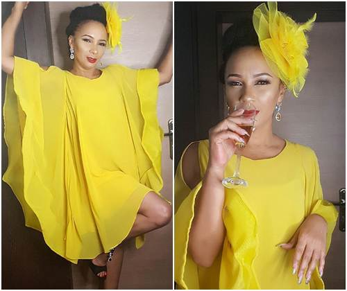 Nollywood Actress Ibinabo