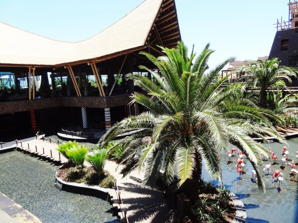 luxury five star resort gran canaria