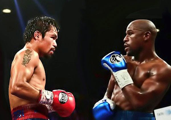 Manny Pacquiao vs Floyd Mayweather Jr