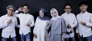 Lirik Lagu Sholawat Ahmad Ya Habibi - Versi Sabyan Gambus