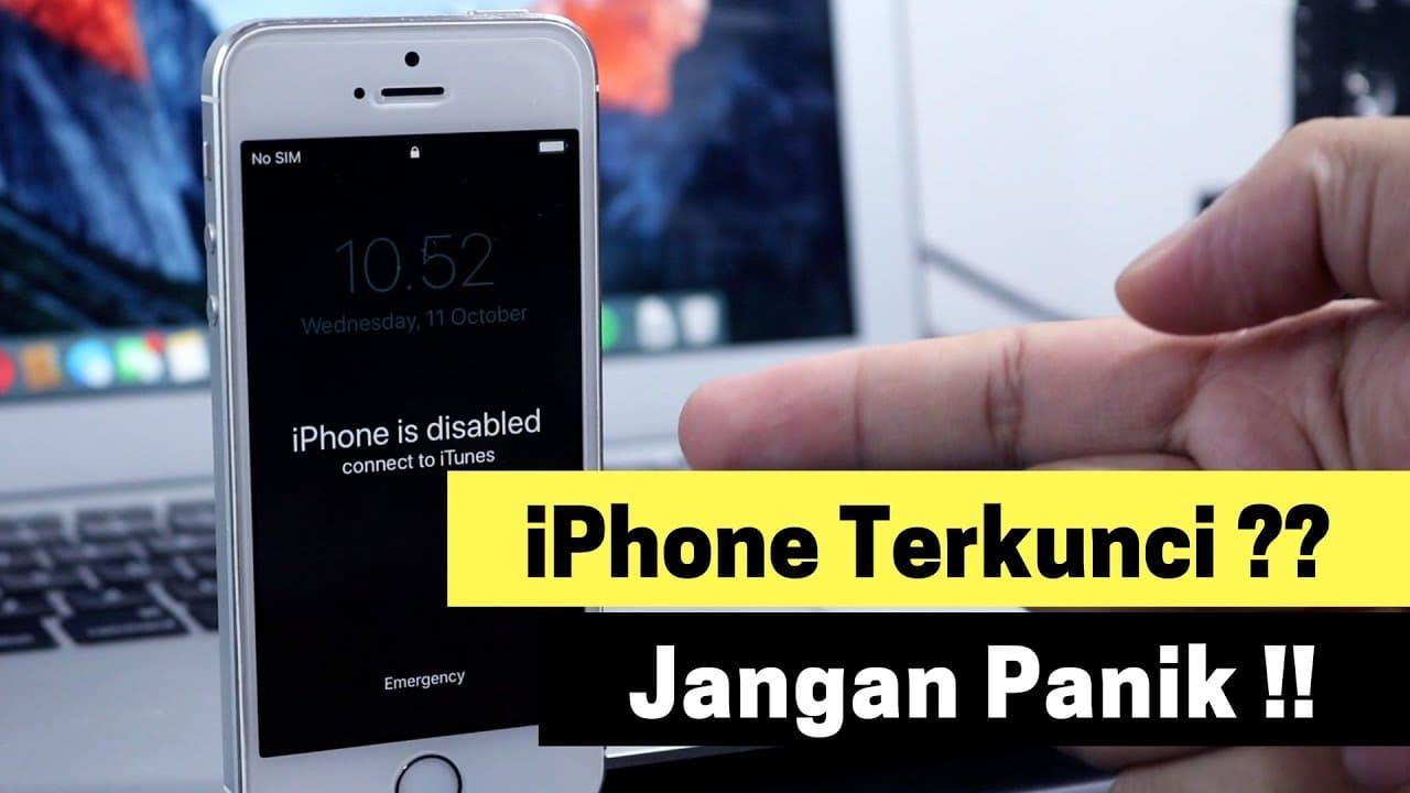 Cara Membobol iPhone Temuan 1 - Cara1