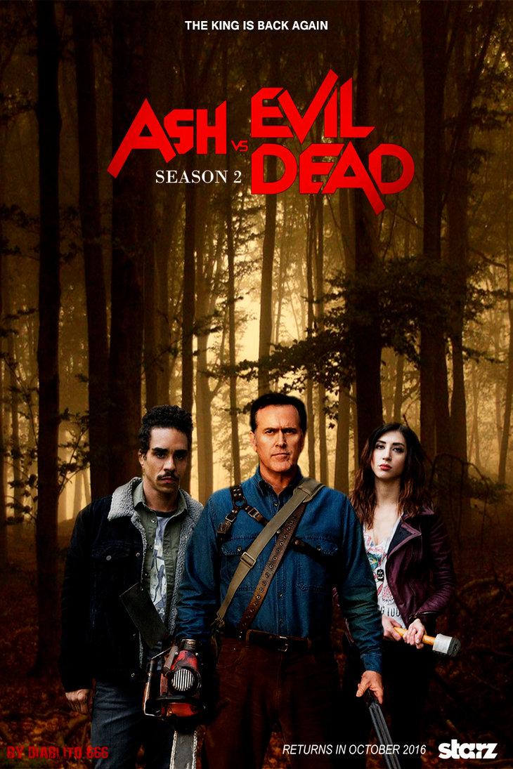 ash vs evil dead 3 temporada torrent