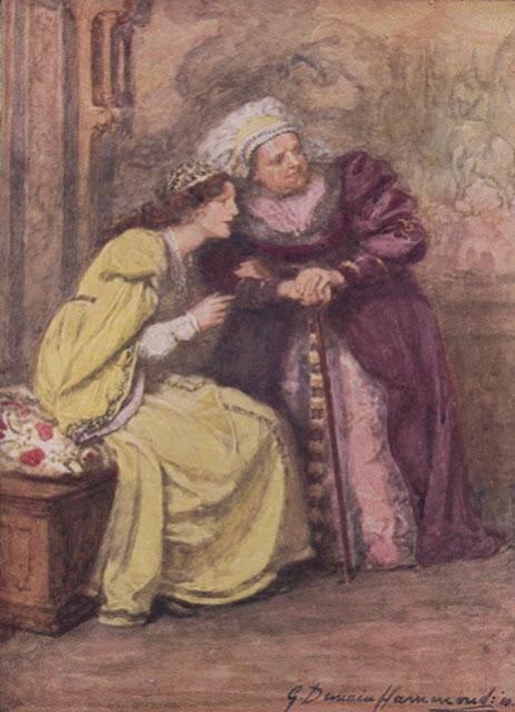Gertrude Ellen Demain Hammon Джульетта