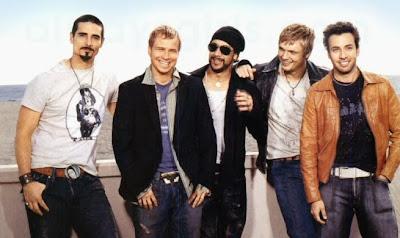 Daftar 10 Lagu Backstreet Boys Terbaik