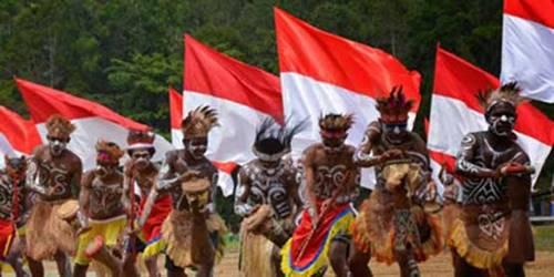 Nama Suku di Papua