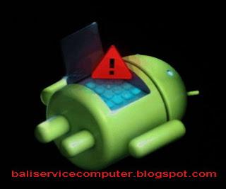 cara instal android