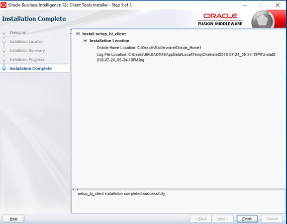 INSTALLATION DOCUMENTS BY RAVI: Installing Oracle Analytics
