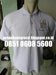 Distributor Kaos Kerah Polo Shirt Murah
