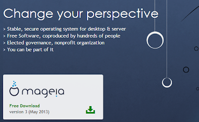 Cara Setting Static IP Address di Mageia 3 menggunakan konsole