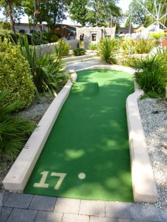Windsor Adventure Golf course