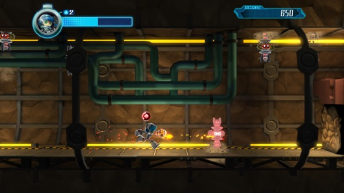 Mighty No. 9 - PC (Download Completo em Torrent)