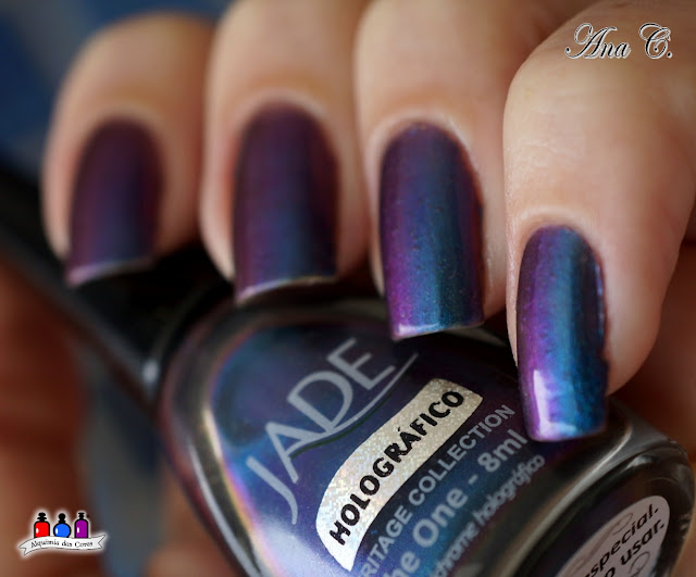 Jade, Jade heritage, the one, Esmalte Multichrome,