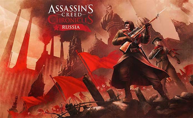 Baixar Assassin s Creed Chronicles Russia (PC) 2014 + Crack