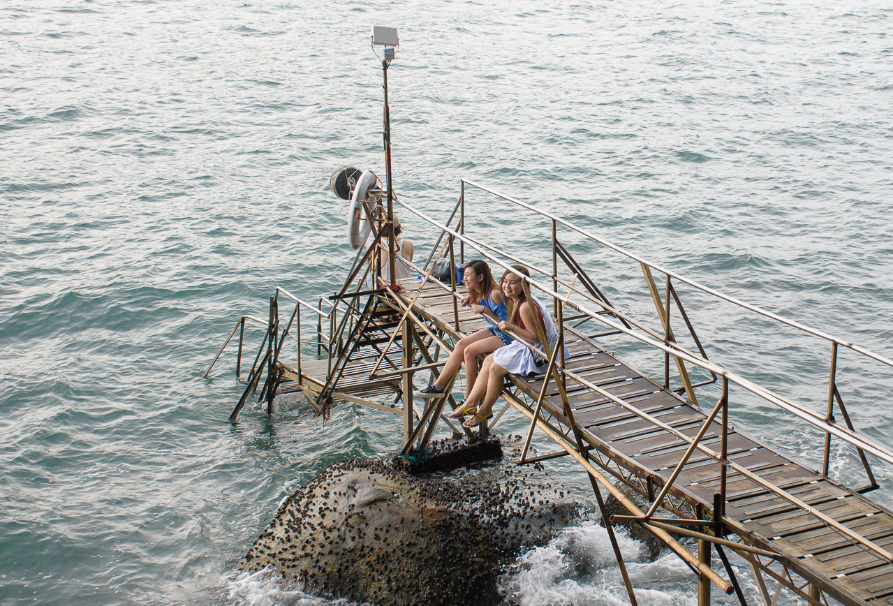 sai wan swimming shed in hong kong mount davis