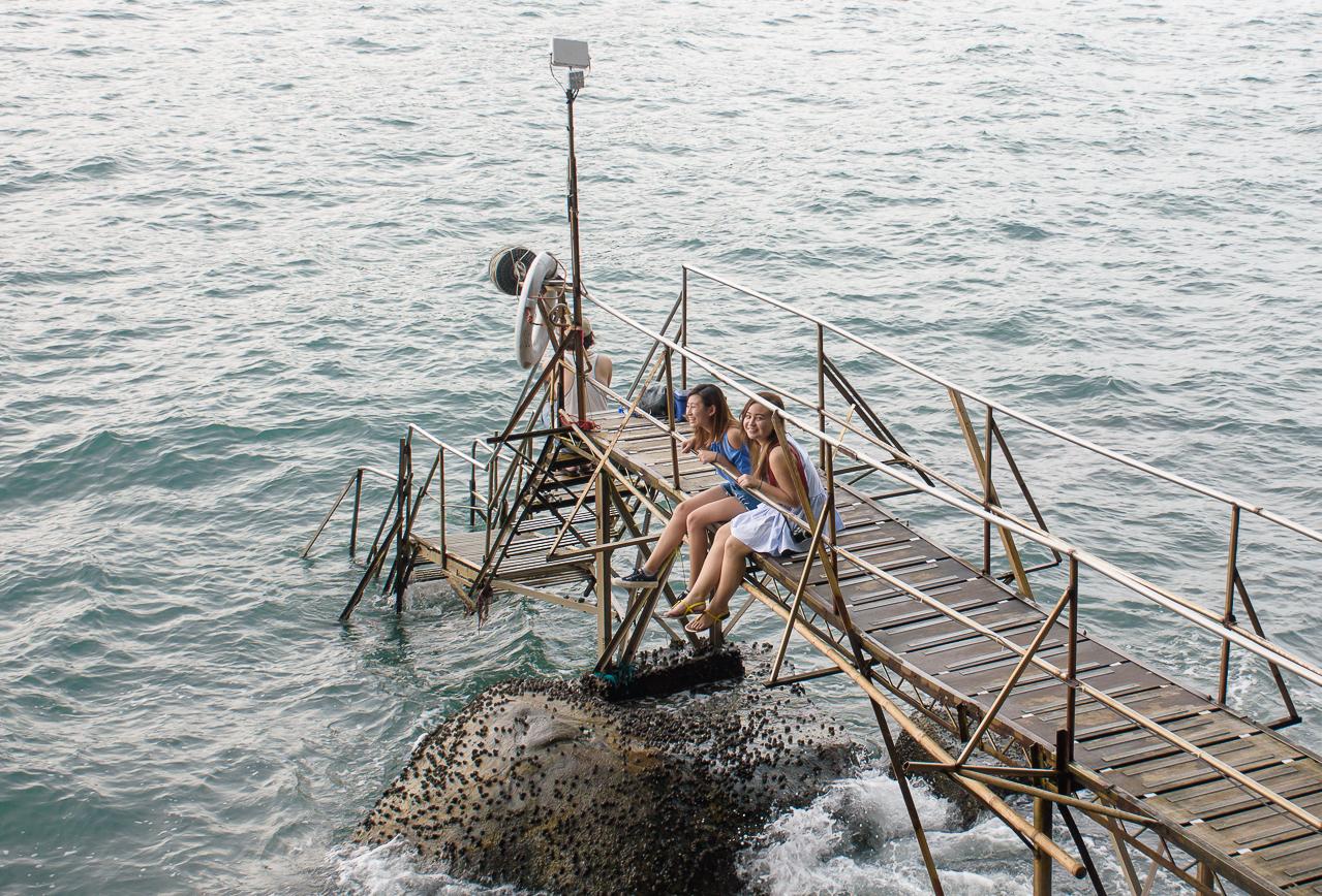 sai wan swimming shed in hong kong mount davis
