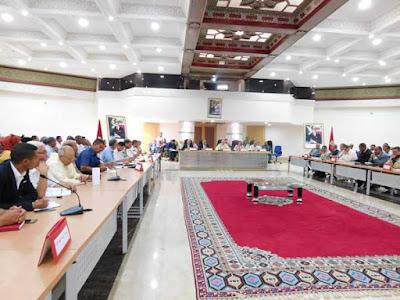 مديرية قلعة السراغنة:تعبئة الشركاء حول المدرسة المغربية