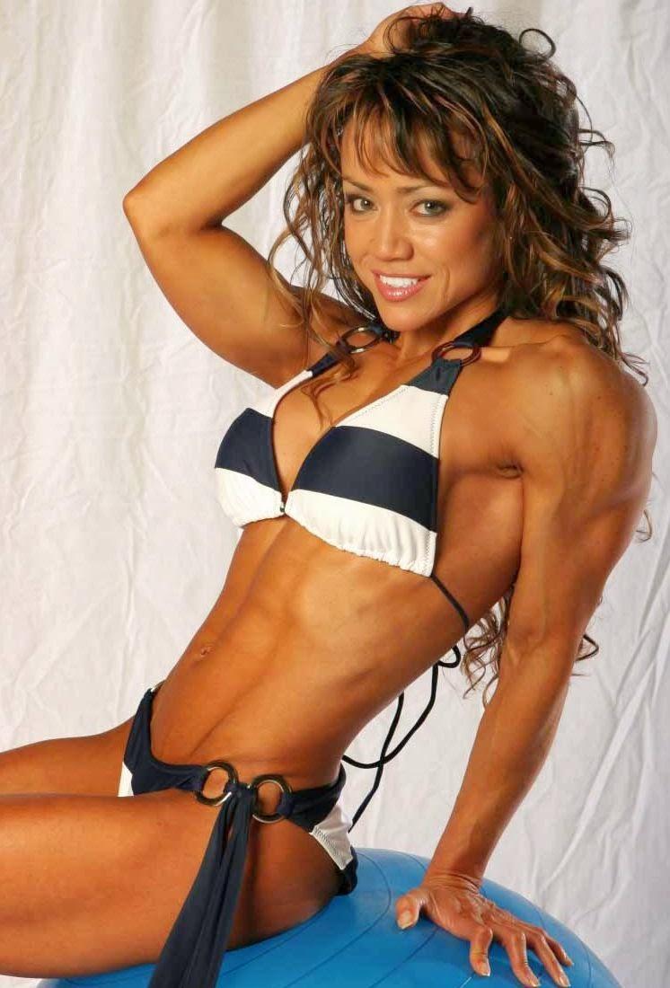 Angela Mraz - Fitness