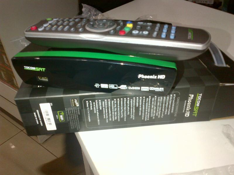 Conheça o Tocomsat Phoenix HD com uma análise de quem conhece