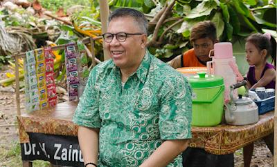 Alzier Akan Laporkan Dugaan Money Politic Paslon Arinal-Nunik ke Bawaslu RI