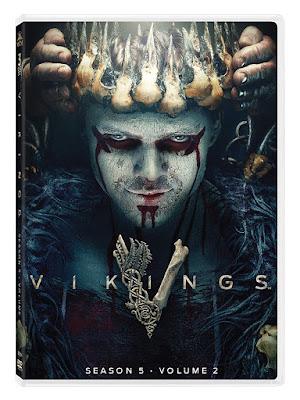 Vikings Season 5 Volume 2 Dvd
