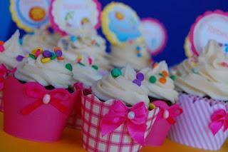 Cupcakes para festas em vitoria