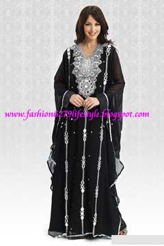 Fashion & Life Style: Arabian-Dresses-Collection-Graceful ...