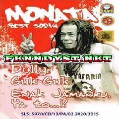 Sodiq Monata - Monata Best Sodiq Enak Jamanku, Ya To (2016) Album cover
