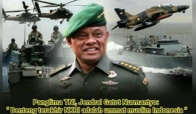 Salut, Ini Cerita Tentang Surat Edaran Panglima TNI ke Pondok Pesantren