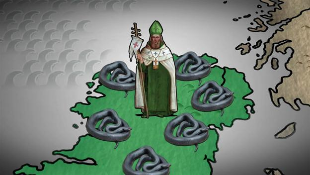 Who is st patrick