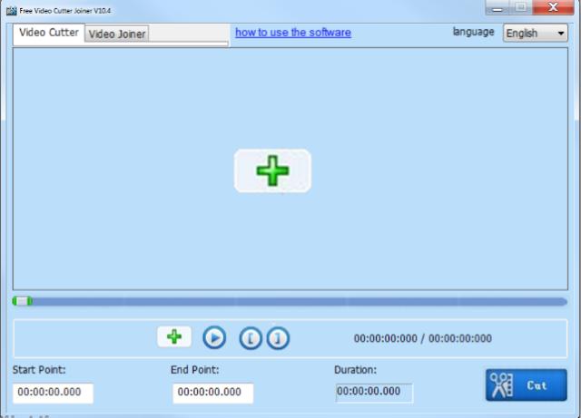 تحميل برنامج قص الفيديو مجانا للكمبيوتر Free Video Cutter Joiner