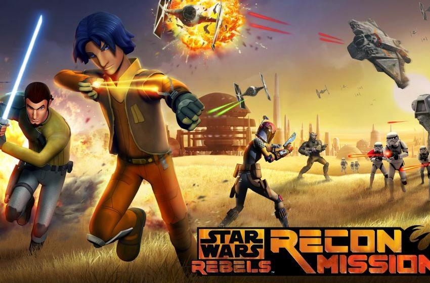Star Wars Rebels: Recon Hileli Mod