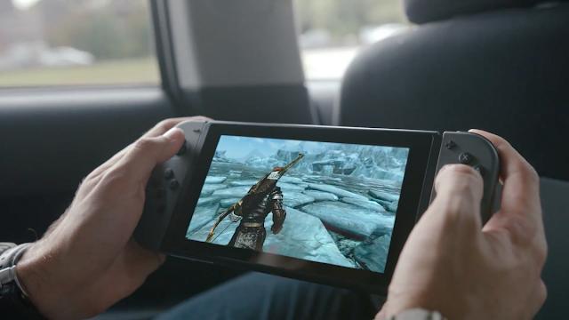 Depois de vários meses de espera, a Nintendo esta semana, finalmente, levantou o véu sobre o Switch, um pouco do novo console da empresa
