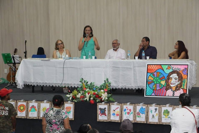 Evento marca os 10 anos de atividade do Caps de Delmiro Gouveia